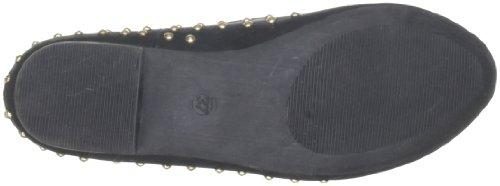 Xti  25651, Ballerines femmes Noir-V.6