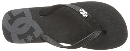 DC Shoes Spray Mens Shoe , Tongs homme Black/Grey