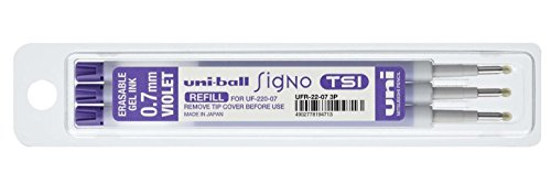 uni-ball-set-de-3-recharges-signo-tsi-effacable-violet