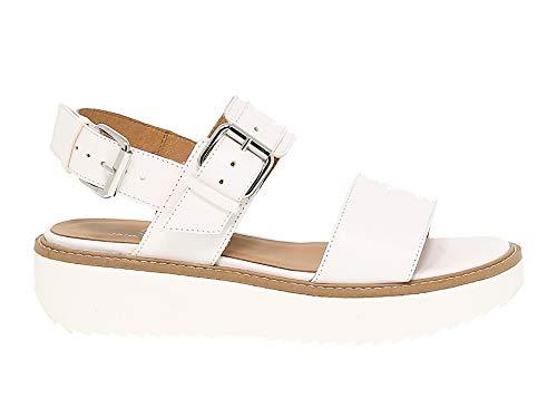 Janet Sport Luxury Fashion Donna JSPO43908 Bianco Sandali | Primavera Estate 19