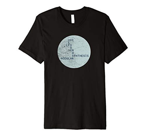 Vintage Synthesizer Abkürzungen - VCO LFO OSC VCA T-Shirt