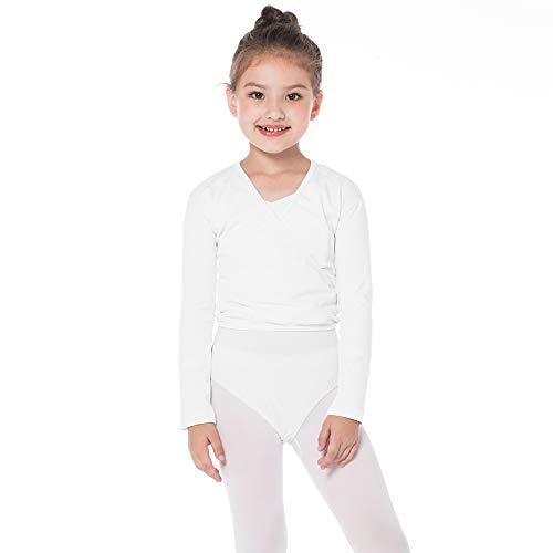 Bezioner Chaqueta Ballet Danza Yoga Algodón