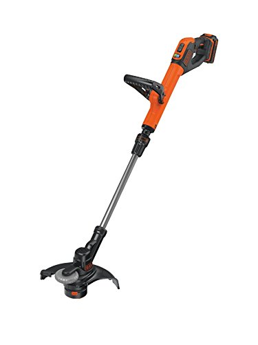 BLACK+DECKER STC1820PC-GB 28 cm 18 V Lithium-Ion String Grass Trimmer – Orange