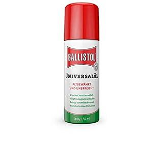 Ballistol 82175 Universal Oil, Spray, 50 ml