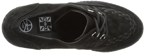 Jonak Chaussures à lacets femme Noir (Black With Black Interlace)