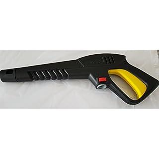 Lavor Ersatzpistole S'09, Original-Ersatzteil mit Schnellspanner, 450mm Spritzdüse für Waschsauger 6.001.0073