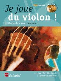 DEHASKE JE JOUE DU VIOLON VOL.1 + CD Mé...