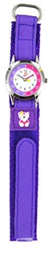 pure-time-purple-kids-webbing-strap-watch