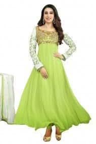 Leriya Fashion Women's Dress material With Bottom and Dupatta