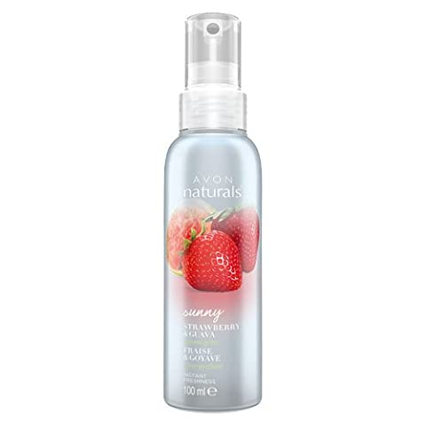 Avon Naturals Scented Spritz, Strawberry and Guava 100 ml