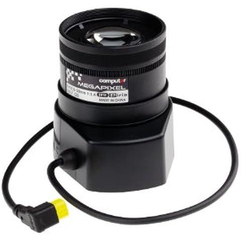 Axis 5800-801 lente de cámara - Objetivo (Telefoto, Cámara IP, 12,5 - 50 mm, CS mount, 25,4 / 3,2 mm (1 / 3.2