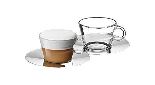 Nespresso GLASS Cappuccino Gläser