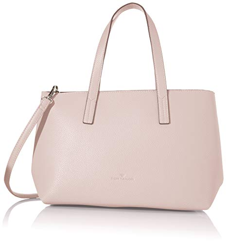 TOM TAILOR Acc Damen Marla Tote, Pink (Rose), 34x21x12 cm