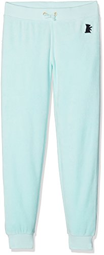 Juicy Couture Juicy Girl (Juicy Couture Mädchen Hose Trk Solid Vlr Zuma Pant, Blue (Crystal Sea), 8 Jahre)