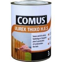 Comus - Lasure anti-UV satinée COMUS® ULIREX THIXO HES - Liant: Glycérophtalique gélifié modifié