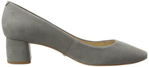 Buffalo London Zs 7426-16 Nobuck, Scarpe con Tacco Donna Grigio (Grey347)