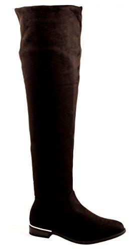 Elara , Bottes classiques femme Noir