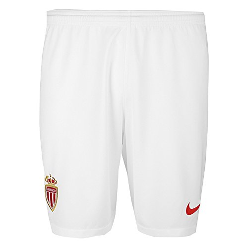 4751faba91b29 Nike 2018 19 A.S. Monaco Stadium Home Away Short de Football Mixte Enfant
