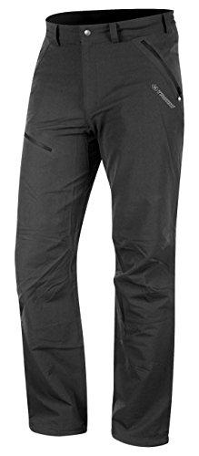 Trimm pantaloni da uomo Project Ii, Uomo, Hose Project II, Grafit Black, XXXL