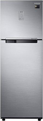 Samsung 345 L 5 Star Frost-free Double Door Refrigerator (RT37M3445S8/HL, Elegant Inox)