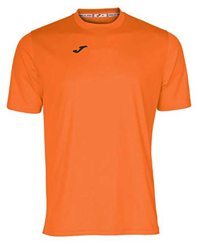 JOMA T-SHIRT COMBI ORANGE S/S S