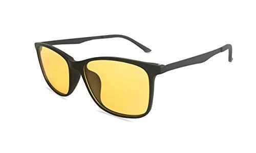 Brillen mit Blaulichtfilter von Noucorp - Gaming Brillen - Professioneller Schutz - Überanstrengung der Augen zu vermeiden