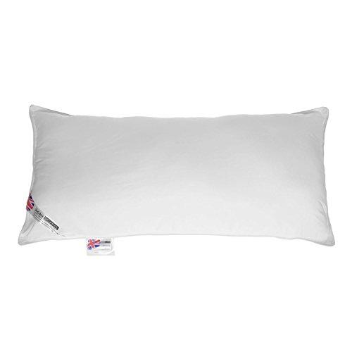 Homescapes King Size Super MicroFibre Brand Pillow