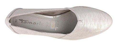 Tamaris Damen pistone 1-24614-933 argento metallico silber