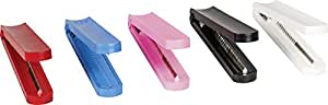 Knorr prandell 218937044 Bandspleisser (spaltet das Kräuselband in zwei verschiedene Breiten, farbig sortiert)
