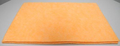 Meiko Vlies Bodentuch orange 50x70cm 210g