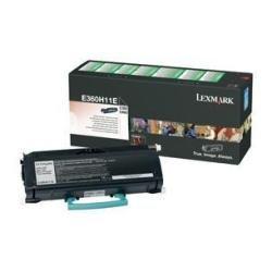Preisvergleich Produktbild Lexmark 0E360H11E Tonerpatrone (9000 Seiten) für E360/460