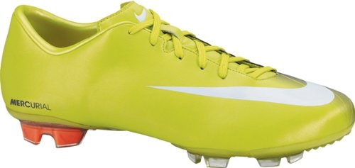 Nike MERCURIAL MIRACLE FG, brght ccts/white-anthrct-ttl o, Gr.45.5 (US11.5) (UK10.5)