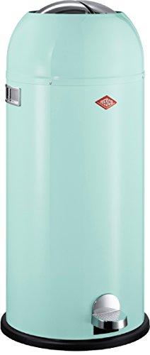 Preisvergleich Produktbild Wesco Kickmaster MAXI (!!) Mülleimer, 40 Liter, Farbe: mint (180731-51)