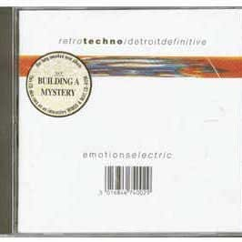 Retro Techno - Detroit Definitive - Emotions Electric - (UK Import)