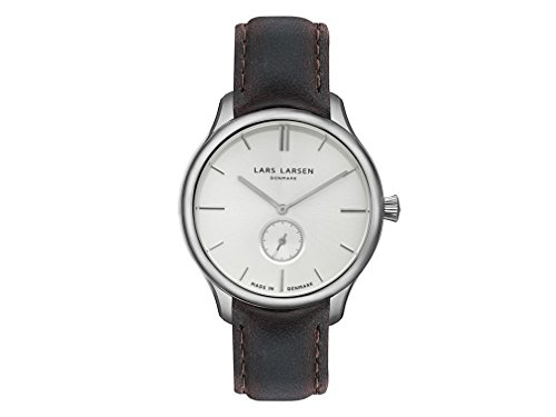 Lars Larsen Mens Watch 122SBBLL