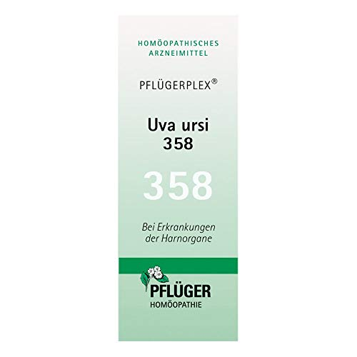 Pflügerplex Uva Ursi 358 100 stk