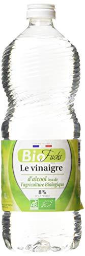 Fuchs Vinaigre Alcool Blanc Bio 1 L