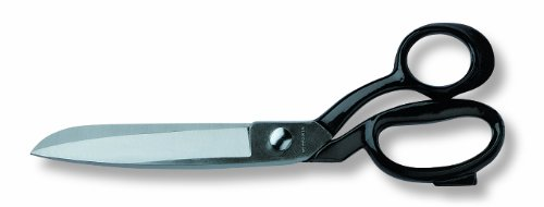 Victorinox Tailors Scissors Fine Polished Black Yamished 8.1119.26