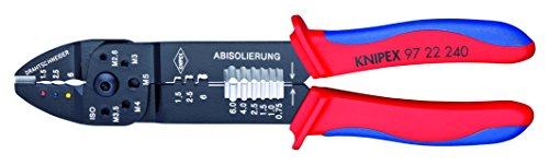 Knipex Werkzeuge 9722240Crimpzange