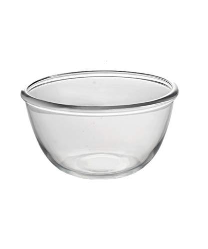 Snack Dip Schalen Geschirr Nudelschale Obstsalatschale Nudelschale Hausbackei und Becken Hartglasschale groß Küche Restaurant Geschenke (UnitCount : 2 Pack)