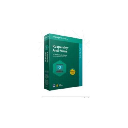 Kaspersky KL1171T5AFR-8SLIM Anti-Virus Full Box 1 User Rinnovo