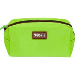 new-new-york-acb19-cosmetic-bag-microfibre-green-1-pack
