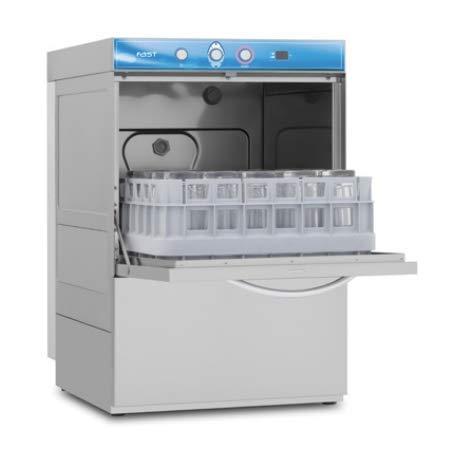 Lavavasos industrial 35x35 Elettrobar