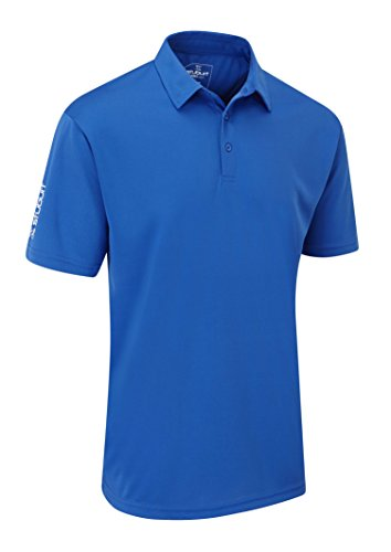 Stuburt Herren Sport Tech Polo Shirt Blau - Blau - Imperial Blue
