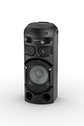 Sony MHC-V41D High Power Party Audio Musiksystem (Beleuchtungseffekte, Bluetooth, USB, CD/DVD, HDMI)