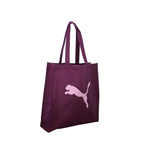 Puma PUMA Shopper 073218 18 Damen Henkeltasche, Größe 1.0