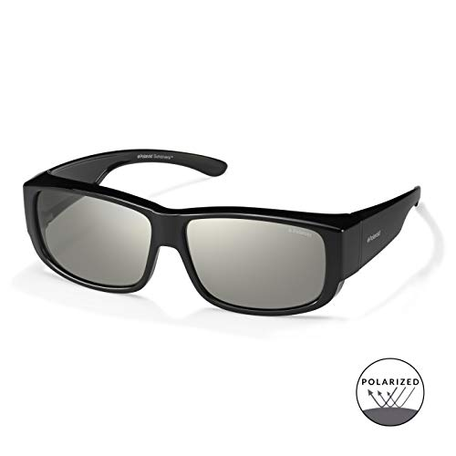 Polaroid Fitover Sunglasses P8303 Polarized KIH/JB