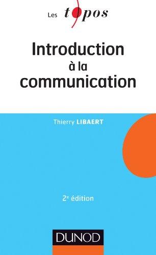 Introduction  la communication - 2e d