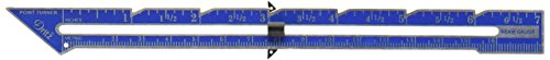 Dritz Naht Gauge mit Point Turner, 17,8 cm -