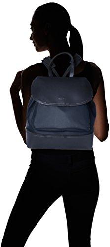 Marc O'Polo Damen Backpack Rucksackhandtasche, 16x41x33 cm Blau (Navy)